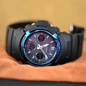 G-SHOCK AWG-M100A-1AER