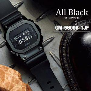 G-SHOCK GM-5600B-1E