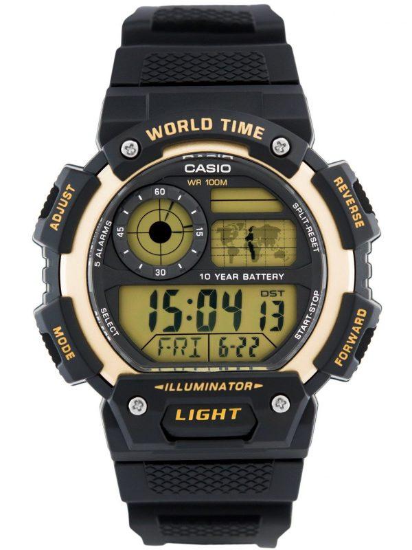 CASIO AE-1400WH-9AVEF