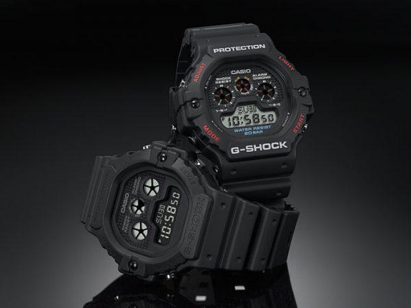 G-SHOCK DW-5900BB-1ER