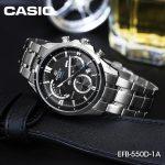 EDIFICE EFB-550D-1AVUER